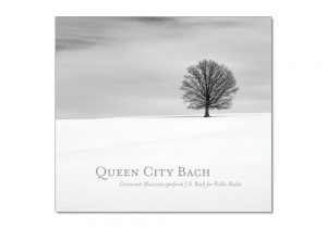 Queen City Bach CD - 1