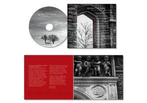 Queen City Bach CD - 2
