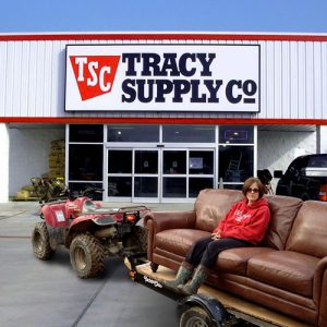 """for Tracy, whose """"sofa photo"""" needed honoring"""