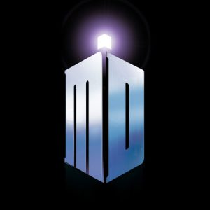 for Molly, a Dr. Who fan