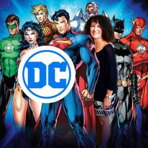 for Dana, a superhero